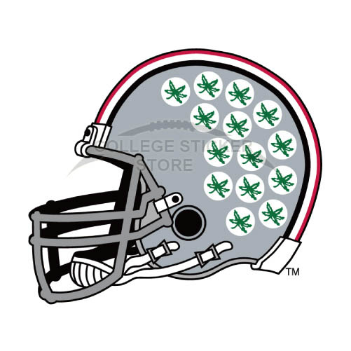 Personal Ohio State Buckeyes Iron-on Transfers (Wall Stickers)NO.5762