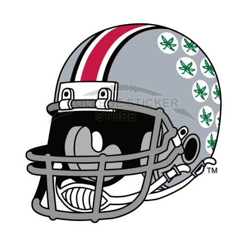 Personal Ohio State Buckeyes Iron-on Transfers (Wall Stickers)NO.5763