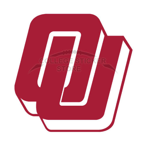 Personal Oklahoma Sooners Iron-on Transfers (Wall Stickers)NO.5766