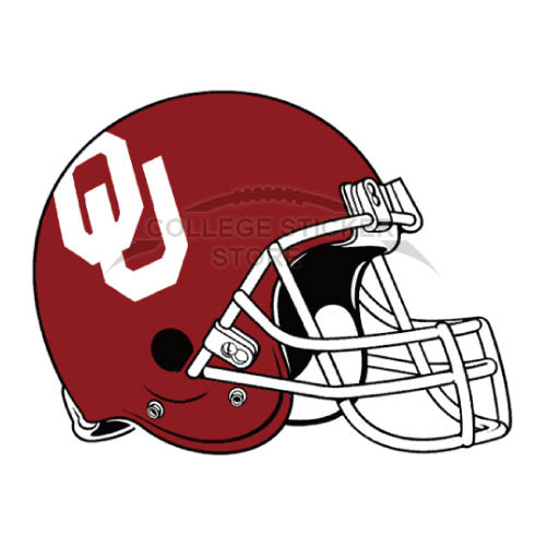 Personal Oklahoma Sooners Iron-on Transfers (Wall Stickers)NO.5767