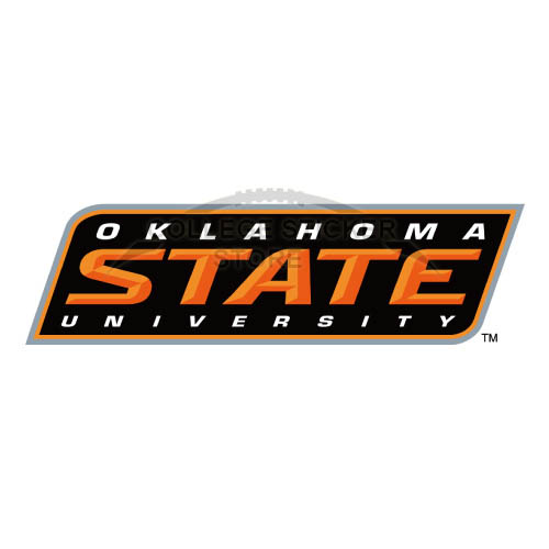 Personal Oklahoma State Cowboys Iron-on Transfers (Wall Stickers)NO.5768