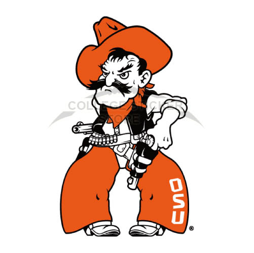 Personal Oklahoma State Cowboys Iron-on Transfers (Wall Stickers)NO.5772