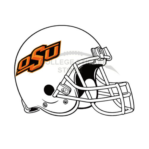 Personal Oklahoma State Cowboys Iron-on Transfers (Wall Stickers)NO.5777