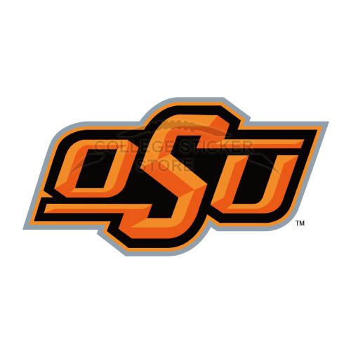 Personal Oklahoma State Cowboys Iron-on Transfers (Wall Stickers)NO.5778