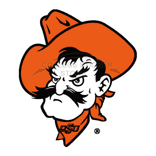Personal Oklahoma State Cowboys Iron-on Transfers (Wall Stickers)NO.5779