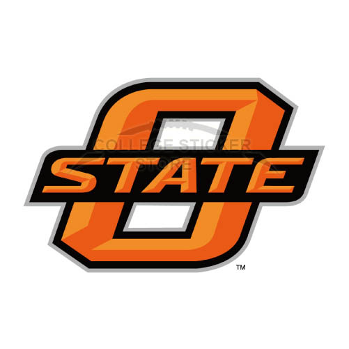Personal Oklahoma State Cowboys Iron-on Transfers (Wall Stickers)NO.5780