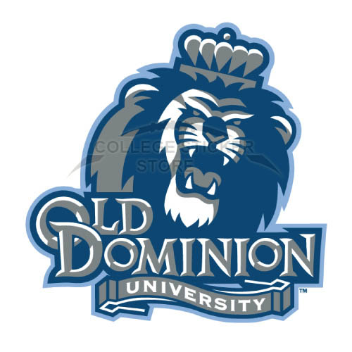 Personal Old Dominion Monarchs Iron-on Transfers (Wall Stickers)NO.5781