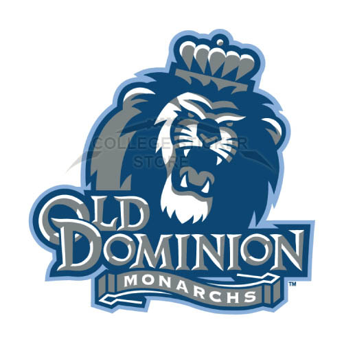 Personal Old Dominion Monarchs Iron-on Transfers (Wall Stickers)NO.5787