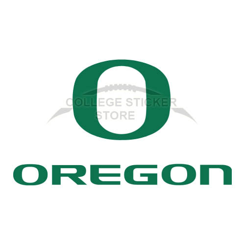 Personal Oregon Ducks Iron-on Transfers (Wall Stickers)NO.5790