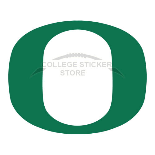 Personal Oregon Ducks Iron-on Transfers (Wall Stickers)NO.5795