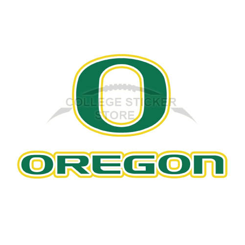Personal Oregon Ducks Iron-on Transfers (Wall Stickers)NO.5797