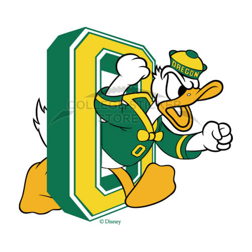 Personal Oregon Ducks Iron-on Transfers (Wall Stickers)NO.5798