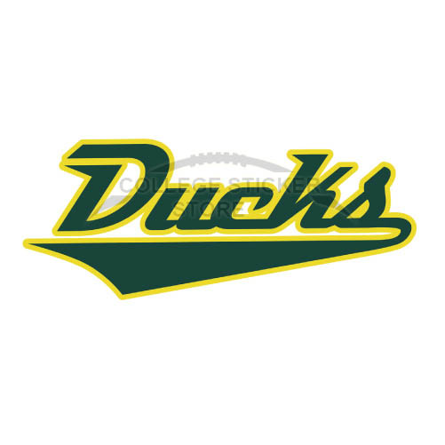 Personal Oregon Ducks Iron-on Transfers (Wall Stickers)NO.5799
