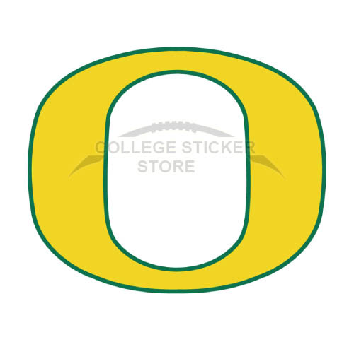 Personal Oregon Ducks Iron-on Transfers (Wall Stickers)NO.5800
