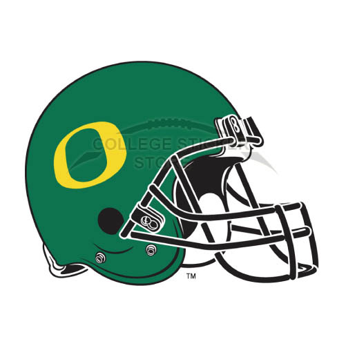 Personal Oregon Ducks Iron-on Transfers (Wall Stickers)NO.5801