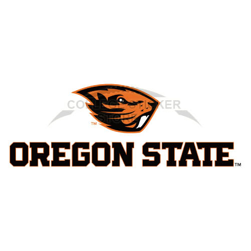 Personal Oregon State Beavers Iron-on Transfers (Wall Stickers)NO.5813