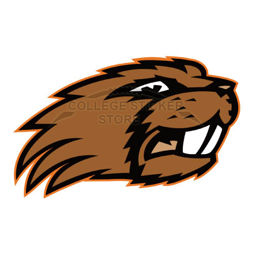 Personal Oregon State Beavers Iron-on Transfers (Wall Stickers)NO.5816