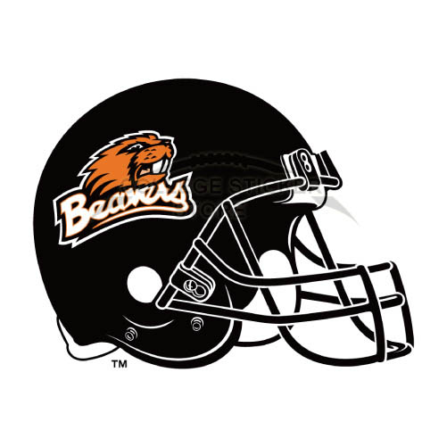 Personal Oregon State Beavers Iron-on Transfers (Wall Stickers)NO.5822
