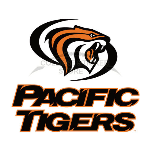 Personal Pacific Tigers Iron-on Transfers (Wall Stickers)NO.5823