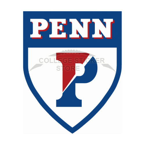 Personal Penn Quakers Iron-on Transfers (Wall Stickers)NO.5829