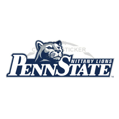 Personal Penn State Nittany Lions Iron-on Transfers (Wall Stickers)NO.5864