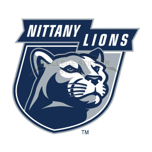Personal Penn State Nittany Lions Iron-on Transfers (Wall Stickers)NO.5869