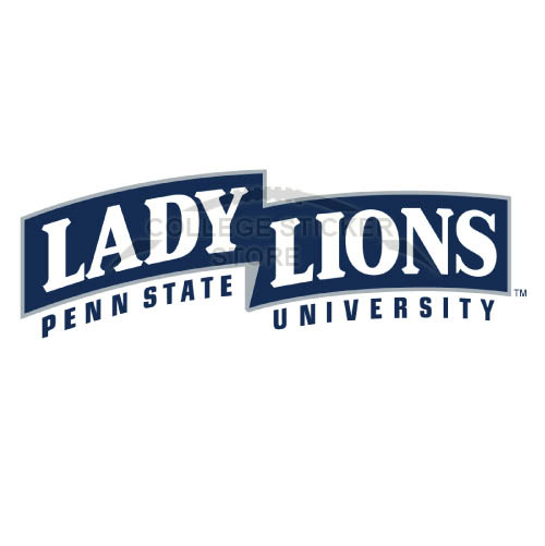Personal Penn State Nittany Lions Iron-on Transfers (Wall Stickers)NO.5873