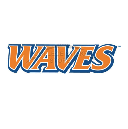 Personal Pepperdine Waves Iron-on Transfers (Wall Stickers)NO.5881
