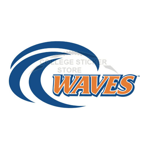 Personal Pepperdine Waves Iron-on Transfers (Wall Stickers)NO.5885