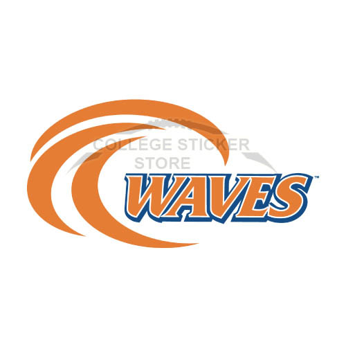 Personal Pepperdine Waves Iron-on Transfers (Wall Stickers)NO.5886