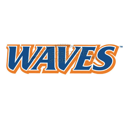 Personal Pepperdine Waves Iron-on Transfers (Wall Stickers)NO.5887