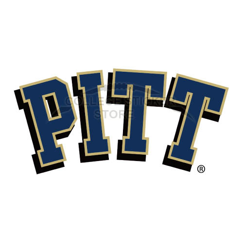 Homemade Pittsburgh Panthers Iron-on Transfers (Wall Stickers)NO.5902