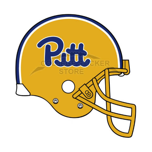 Homemade Pittsburgh Panthers Iron-on Transfers (Wall Stickers)NO.5905