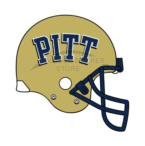 Homemade Pittsburgh Panthers Iron-on Transfers (Wall Stickers)NO.5906