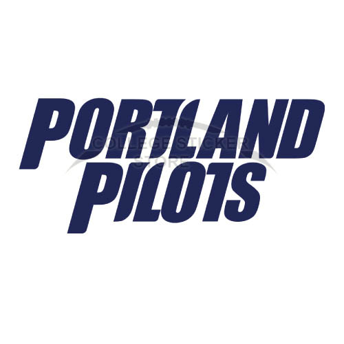 Homemade Portland Pilots Iron-on Transfers (Wall Stickers)NO.5910
