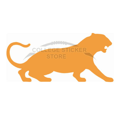 Homemade Princeton Tigers Iron-on Transfers (Wall Stickers)NO.5926