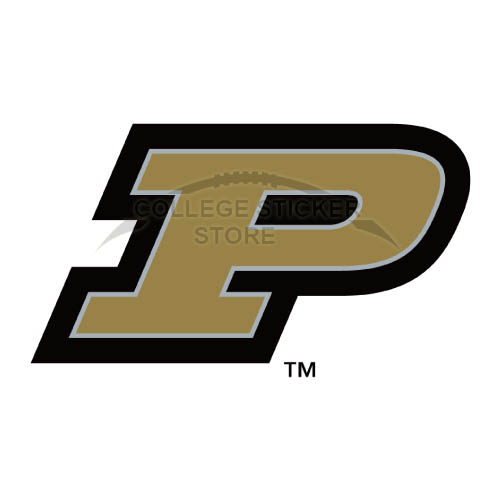 Homemade Purdue Boilermakers Iron-on Transfers (Wall Stickers)NO.5942