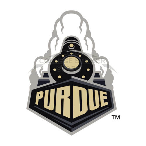 Homemade Purdue Boilermakers Iron-on Transfers (Wall Stickers)NO.5948