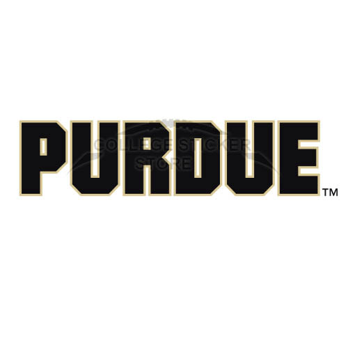 Homemade Purdue Boilermakers Iron-on Transfers (Wall Stickers)NO.5952