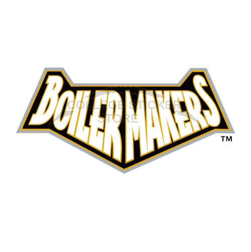 Homemade Purdue Boilermakers Iron-on Transfers (Wall Stickers)NO.5953