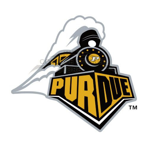 Homemade Purdue Boilermakers Iron-on Transfers (Wall Stickers)NO.5955