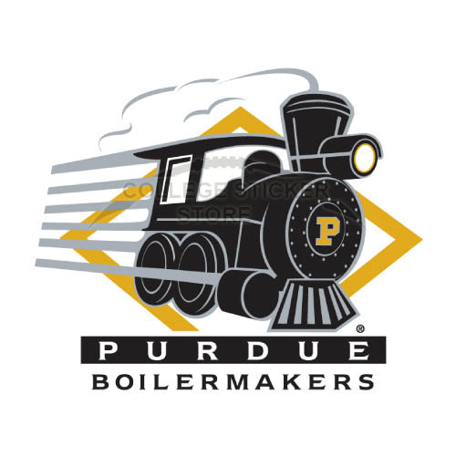 Homemade Purdue Boilermakers Iron-on Transfers (Wall Stickers)NO.5959