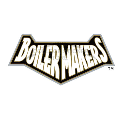 Homemade Purdue Boilermakers Iron-on Transfers (Wall Stickers)NO.5961