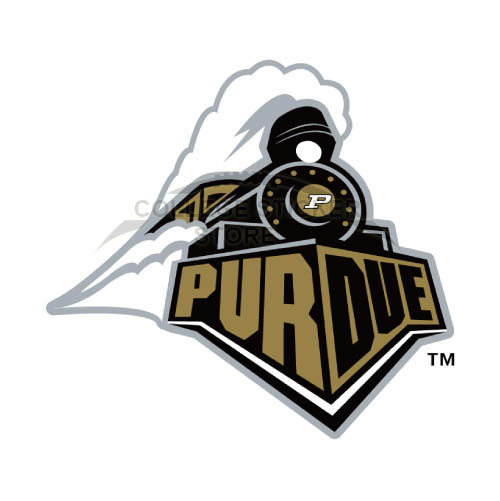 Homemade Purdue Boilermakers Iron-on Transfers (Wall Stickers)NO.5962