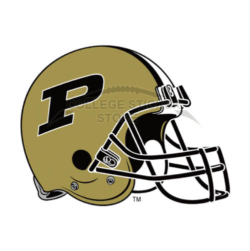 Homemade Purdue Boilermakers Iron-on Transfers (Wall Stickers)NO.5964