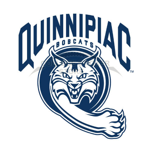 Homemade Quinnipiac Bobcats Iron-on Transfers (Wall Stickers)NO.5968