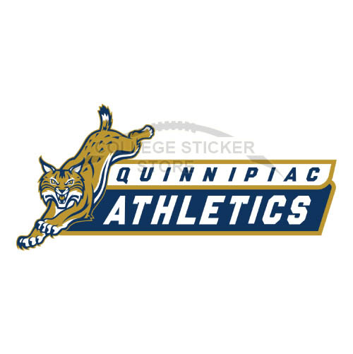 Homemade Quinnipiac Bobcats Iron-on Transfers (Wall Stickers)NO.5970