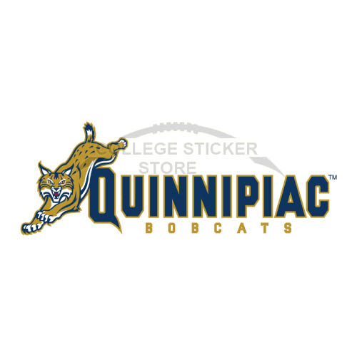 Homemade Quinnipiac Bobcats Iron-on Transfers (Wall Stickers)NO.5972