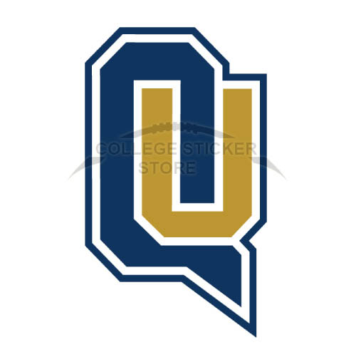Homemade Quinnipiac Bobcats Iron-on Transfers (Wall Stickers)NO.5975
