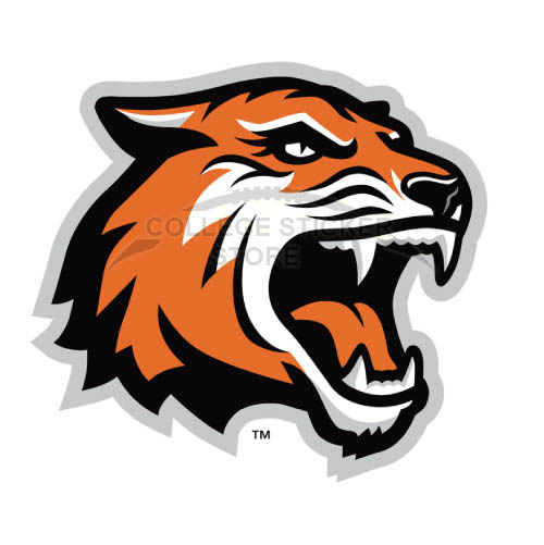 Homemade RIT Tigers Iron-on Transfers (Wall Stickers)NO.6011
